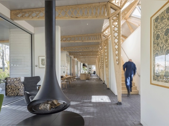 Foster+Partners, Maggie's Medical Center, Manchester