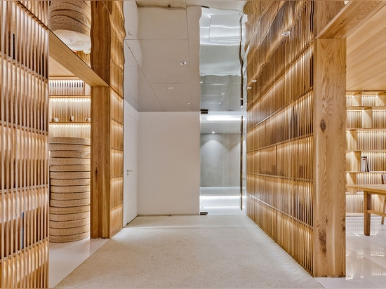 Wood for Thought: Haitang Villa in Beijing, China by Arch Studio