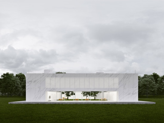 Modern Mansion by Polish architect Maciej Grelewicz is one of three joint winners of the Design a Beautiful House competition