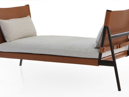 GamFratesi first collaborated with Porro in 2015 when they designed the Traveller daybed