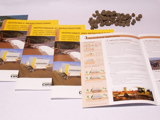 NEW – Geotechnics, Civil Engineering, & Infrastructure Manual  - LIGHTWEIGHT INSULATING SOLUTIONS - by Laterlite