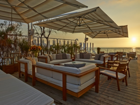 TRIBÙ WITH WONDERFUL SEA VIEW IN BEIRUT