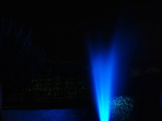 Fountain LED CASCADA