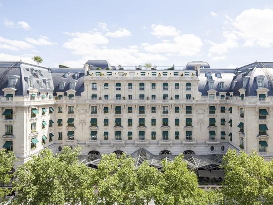Peninsula Hotel Paris