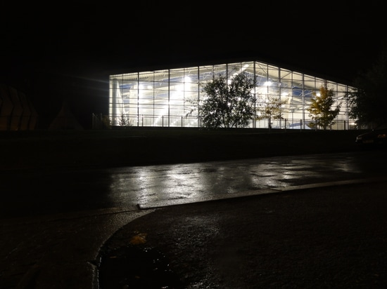 Home Monitoring Aréna - Training Arena