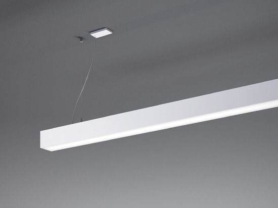Maximum design freedom: Frees the design on a new light system.