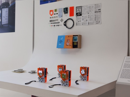 Benjamin Hubert creates exhibition design for Designs of the Year 2015