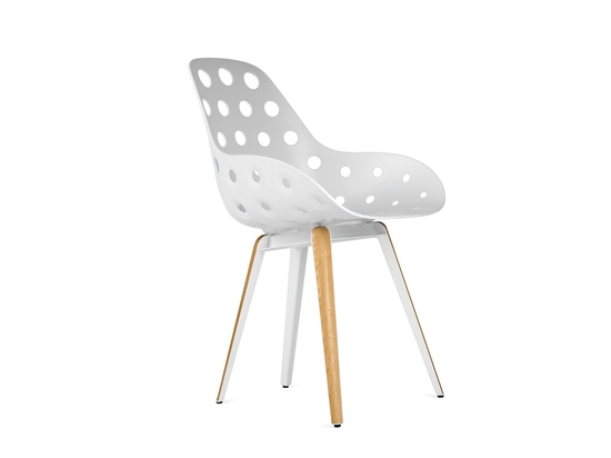 Diamond & Slice Dimple Chair by Kubikoff