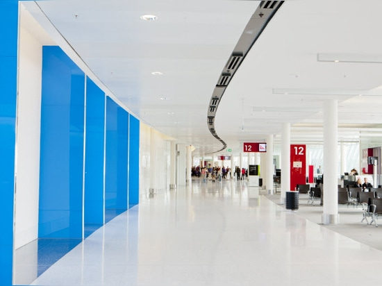 Lindner Ceiling Systems: the perfect finish.