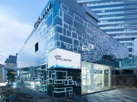 Bangkok's Siam Discovery retail center gets a major redesign from Japanese firm nendo