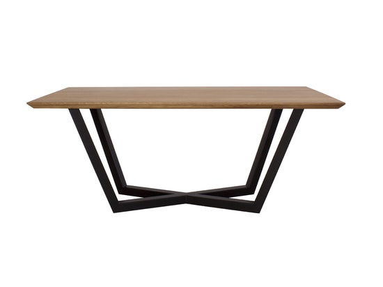 The Tavolo table by take me HOME - a modern sculpture at dining room