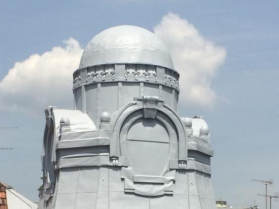 Splendid turrets