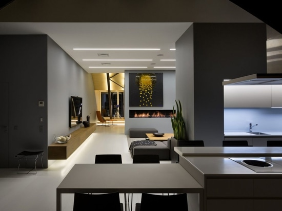 Montreal 3000mm in the High Lounge interior by Alex Obraztsov