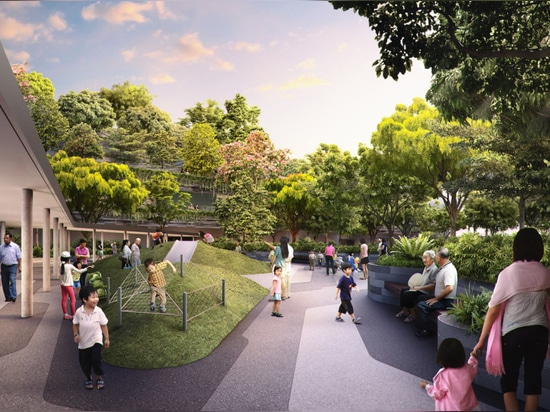 This nature-filled community is a smart housing solution for Singapore's aging population