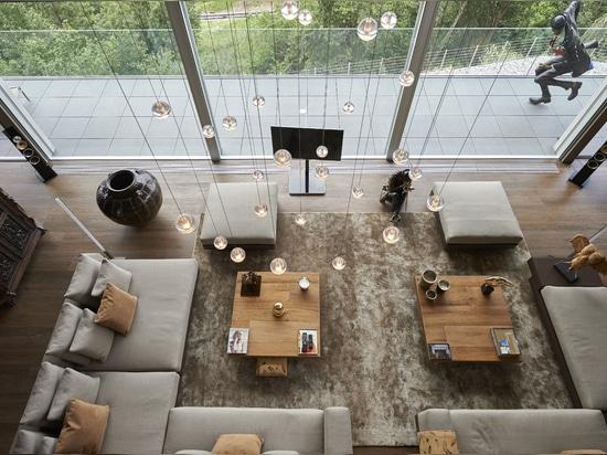 VILLA WALLIS: minimal windows®  - MAXIMUM VIEW