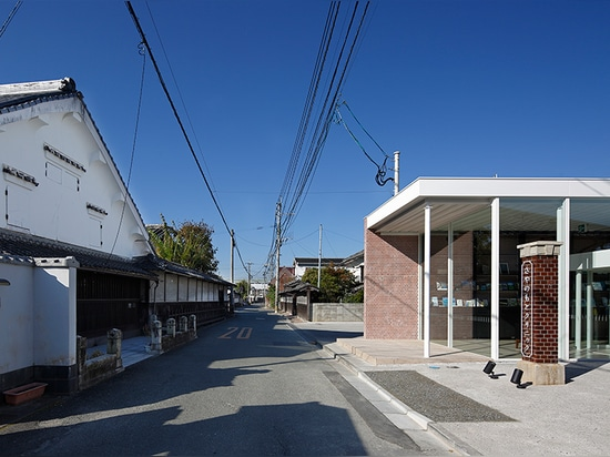 yamazaki kentaro designs a mental health clinic in japan for patients with dementia