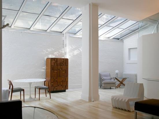 Yoshihara McKee maximises natural light at Photographer's Loft in New York