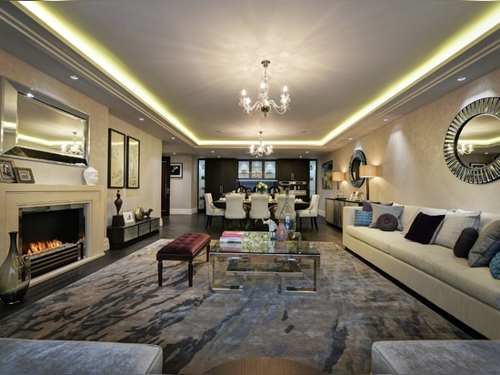 Project: '190 Strand' luxury property development in Central London
