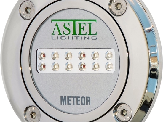 Need an Underwater Pool LED Light? Here is the new METEOR!