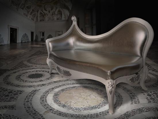 Modern sofa baroque