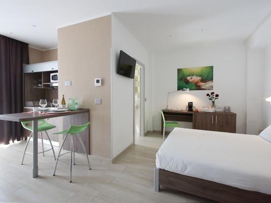 Privilege Mini-Apartments in Milan