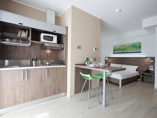 Project Residence Vimercate