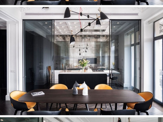 This Apartment Combines Old And New Inside A 19th Century Building