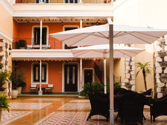 HOTEL VILLA Mª CRISTINA