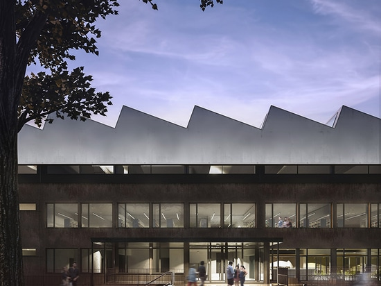 neostudio redesigns poznań university of life sciences library in poland
