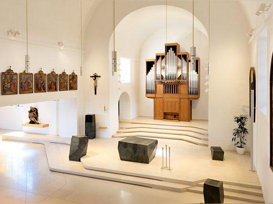 ST. MICHAEL PARISH CHURCH RENOVATION