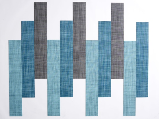Dickson is revolutionising floors with its new collection of graphic woven vinyls!