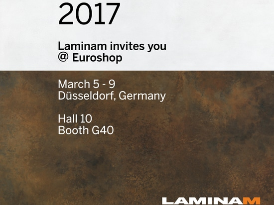 Laminam at Euroshop