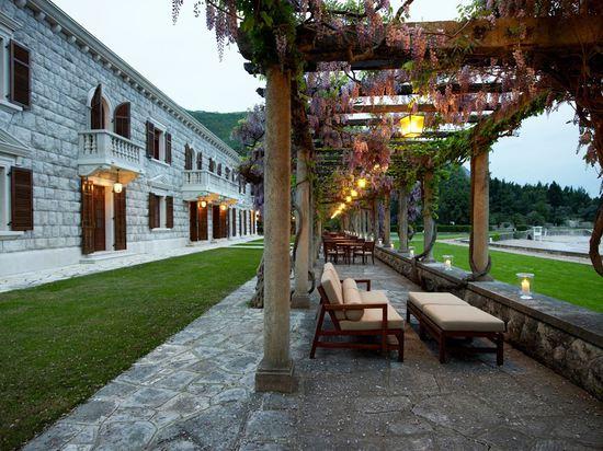 Aman Sveti Stefan at Villa Milocer