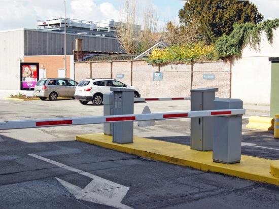 Payment parking • Comfort Parking by Alphatronics