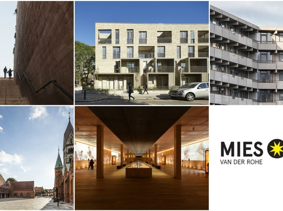 the Prizes Mies van der Rohe 2017