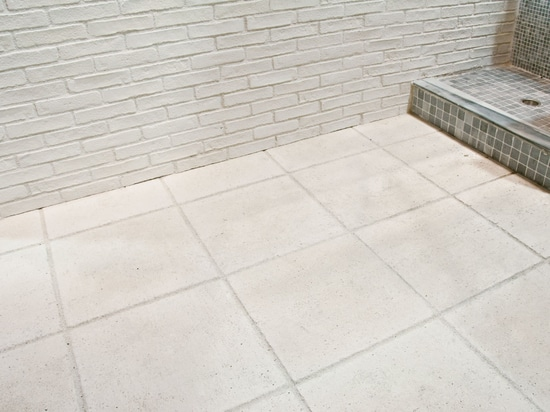 New Habana floor tile.