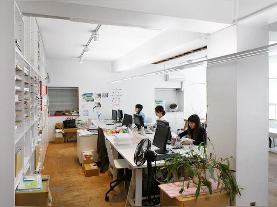 emmanuelle moureaux interview and studio visit in tokyo