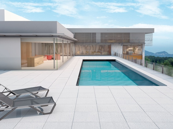 New pool copping Torrevieja.