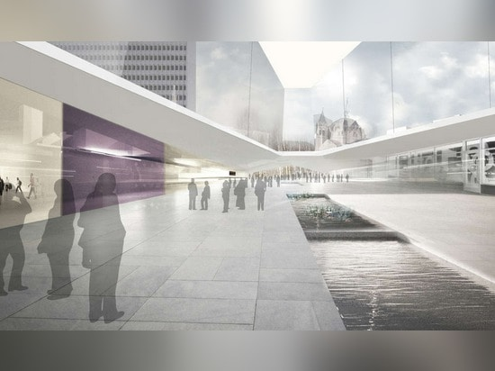 New Oslo Government Quarter