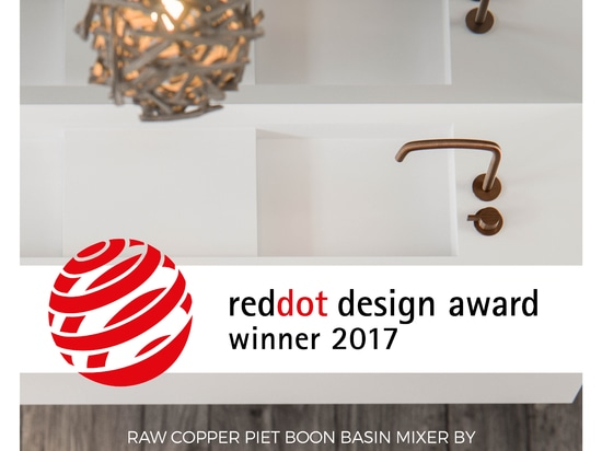 COCOON wins Red Dot Design Award 2017