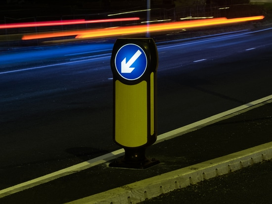 Glasdon Launch New Zero Energy Highway Safety Solution