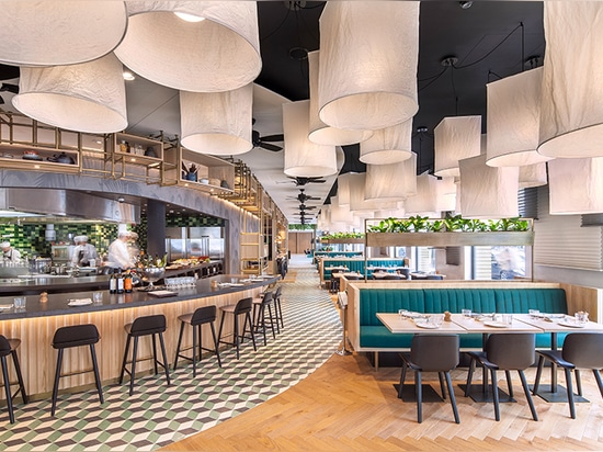concrete completes mama makan, a dutch-indonesian grand café in amsterdam