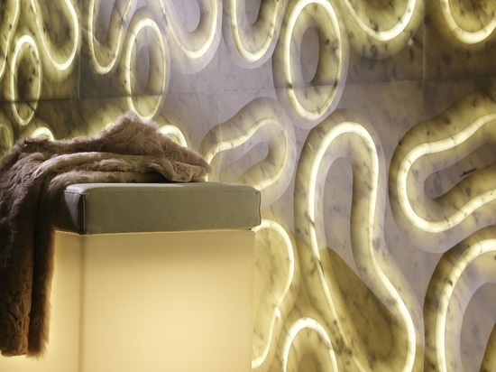 """Our """"polare"""" from the """"Le Pietre Luminose"""" collection"""