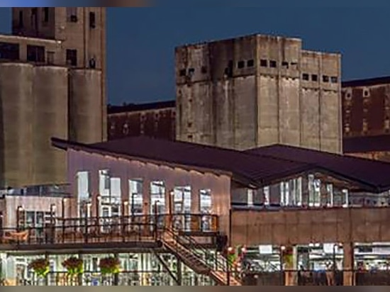 World's first silo brewery opens in abandoned NY grain elevator