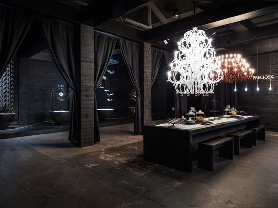 Milan Design Week 2016 for Preciosa
