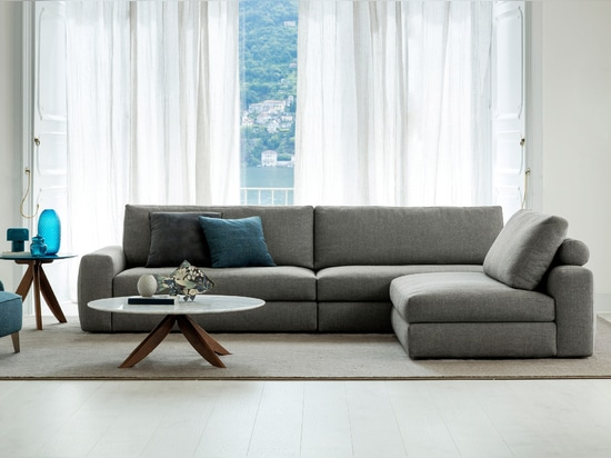 "Joey sectional sofa ""Sport"" version"
