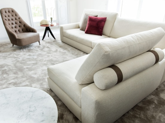 "Joey sectional sofa ""Comfort"" version"