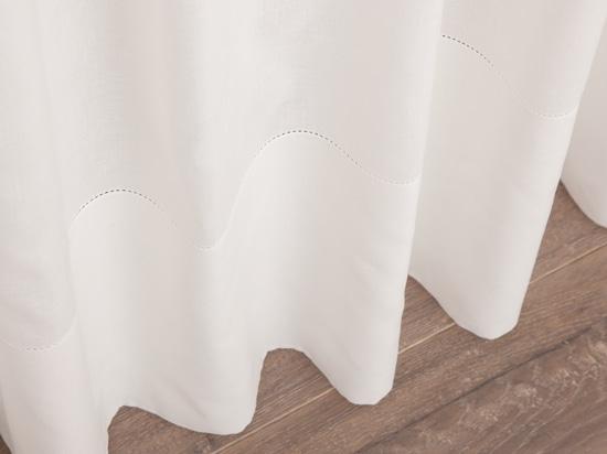 fabrics with hemstitching