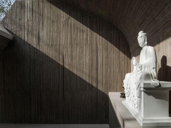 Waterside Buddist Shrine