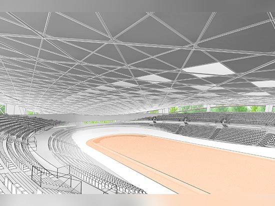 BIVAK's proposal for new velodrome is a bold addition to the budapest skyline